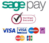 Sage Pay secured logo