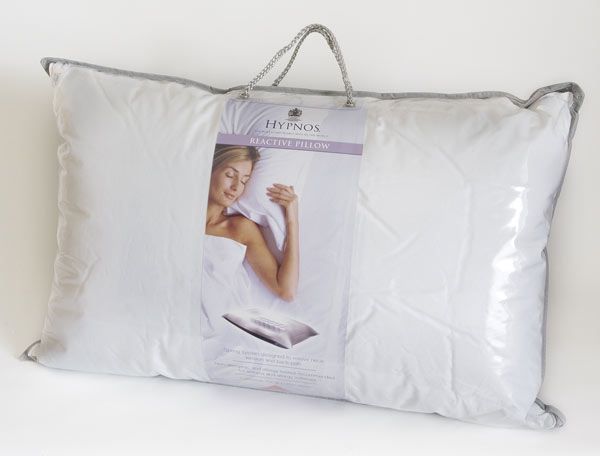 Hypnos Reactive Pocket Spring Pillow Pair Buy Online At