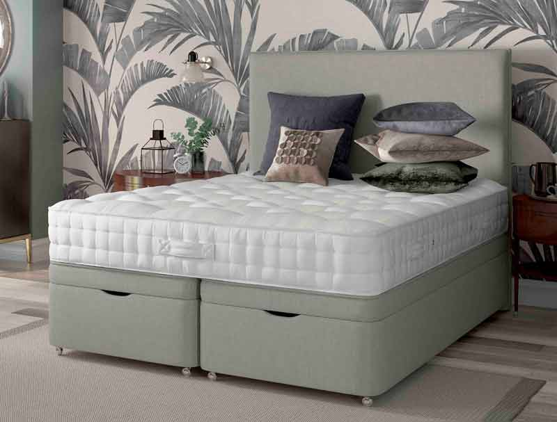 Relyon Vienna Ortho Pocket 1000 Divan Bed Buy Online At Bestpricebeds