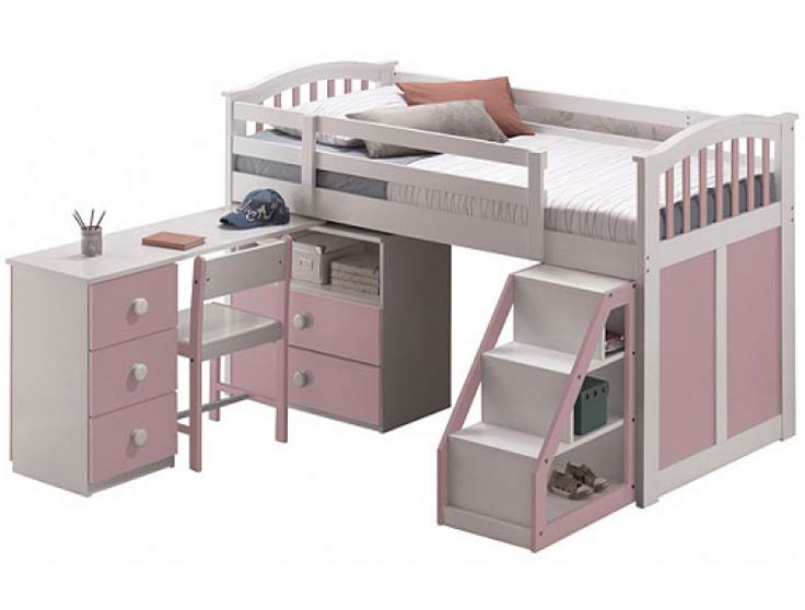Sweet Dreams Ruby Cabin Bed