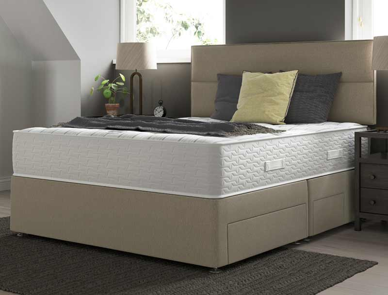 Myers myerpaedic ortho pocket 1000 divan bed buy online for Myers divan beds