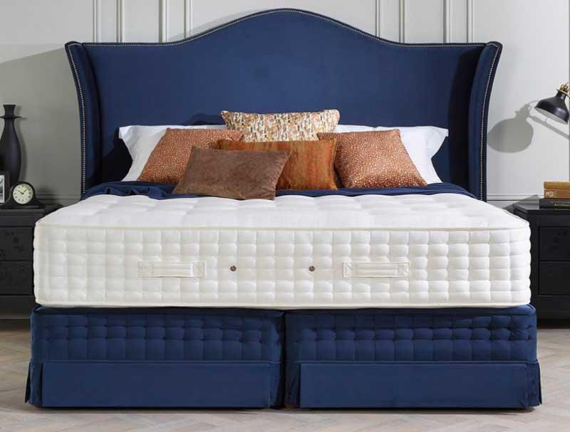 Relyon emperor 3400 pocket divan bed buy online at for The best divan beds
