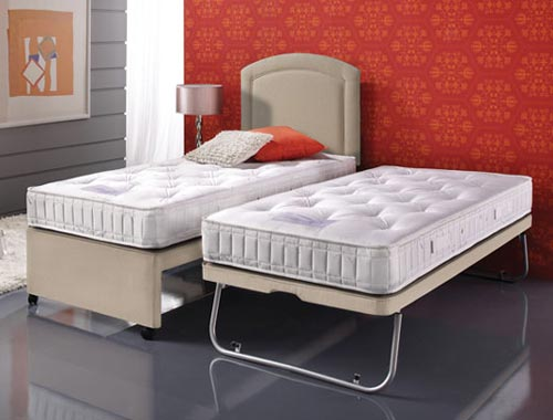 Gainsborough Deluxe Weekender Pocket Spring Guest Bed