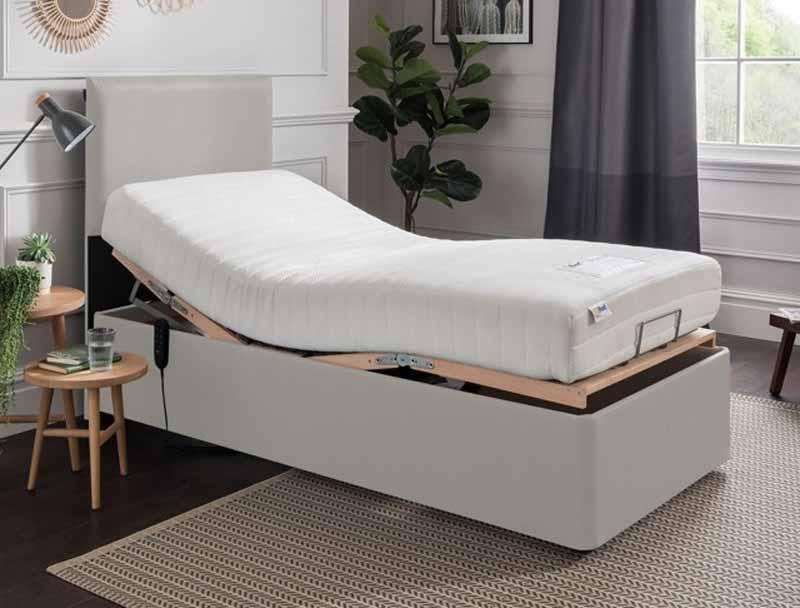 Best Value Adjustable Beds : Mi beds foam memory adjustable bed buy at