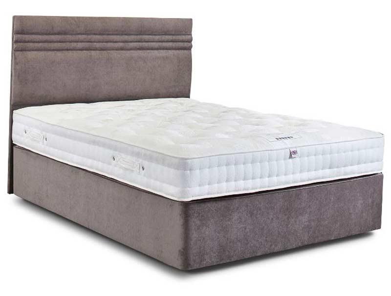 Millbrook ortho spectrum 2000 pocket divan bed buy for Best value divan beds