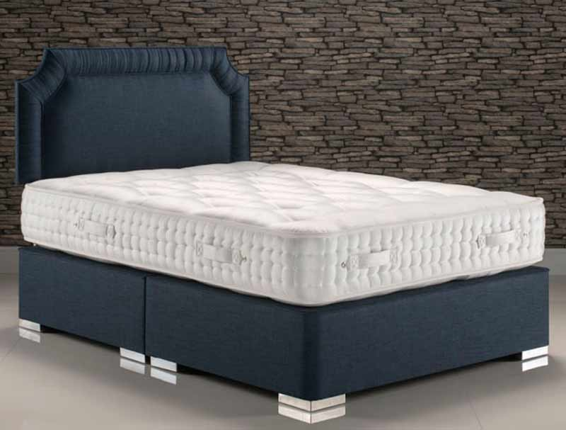 Old english bed company emerald supreme 1400 divan buy for Divan in english