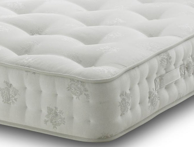 Bedmaster signature silver 1400 pocket mattress buy for Bed master