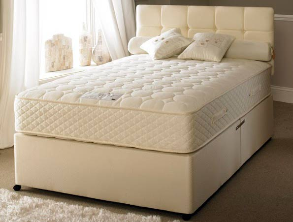 Bedmaster mirage divan bed at for Bed master