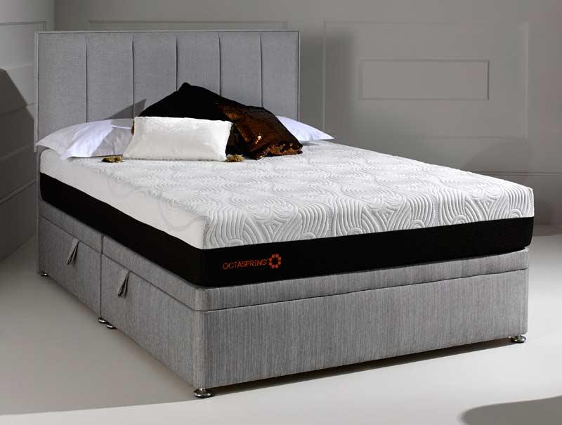 Dormeo Octaspring 8500 Divan Bed Buy Online At Bestpricebeds