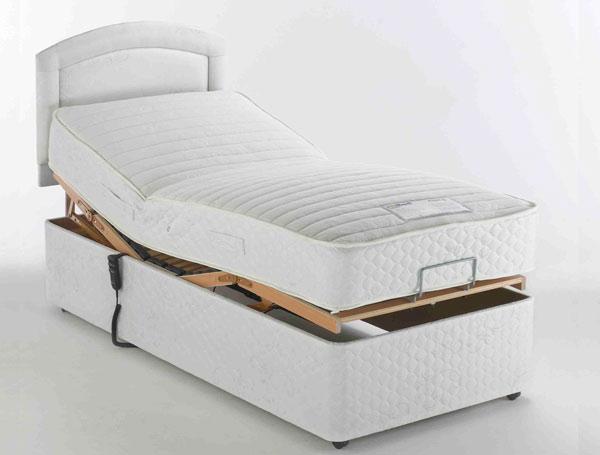Best Value Adjustable Beds : Mi beds pocket adjustable bed buy at