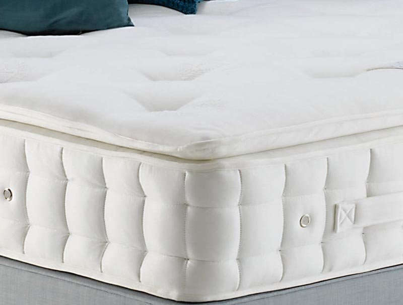Hypnos Pillow Top Pearl 6 Turn Pocket Mattress Buy