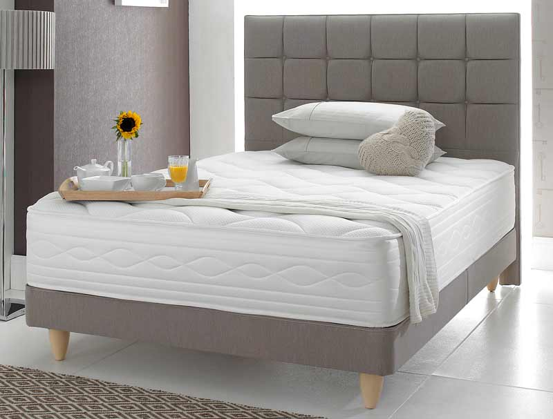 Relyon Zoom 7000 Pocket Divan Bed Buy Online At Bestpricebeds