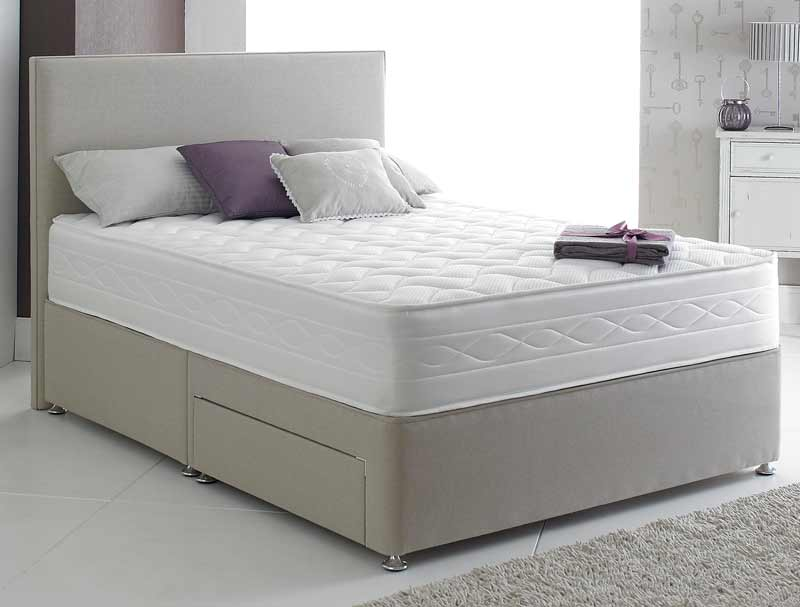 Relyon Zoom 5000 Pocket Memory Divan Bed Buy Online At Bestpricebeds