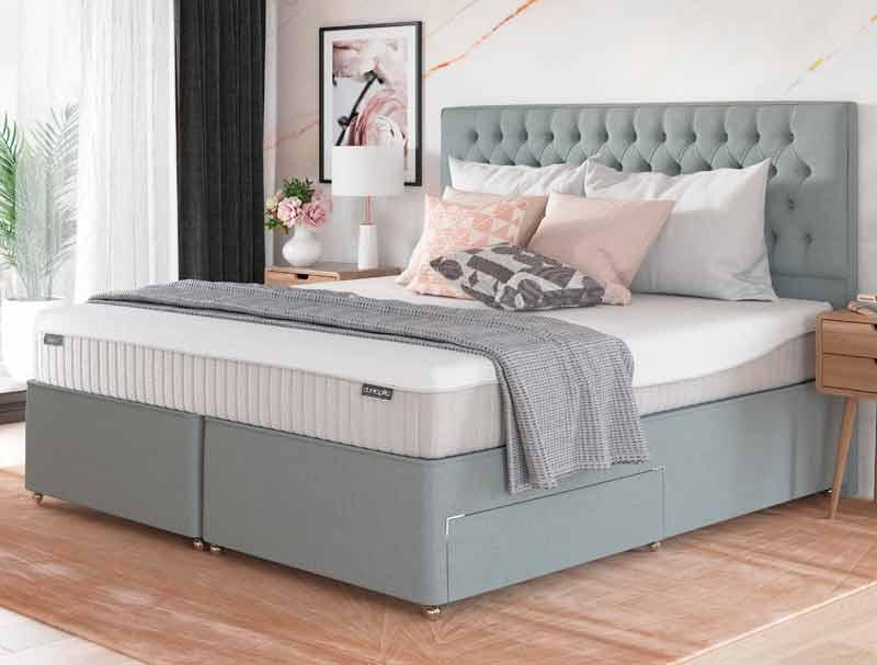 dunlopillo latex beds
