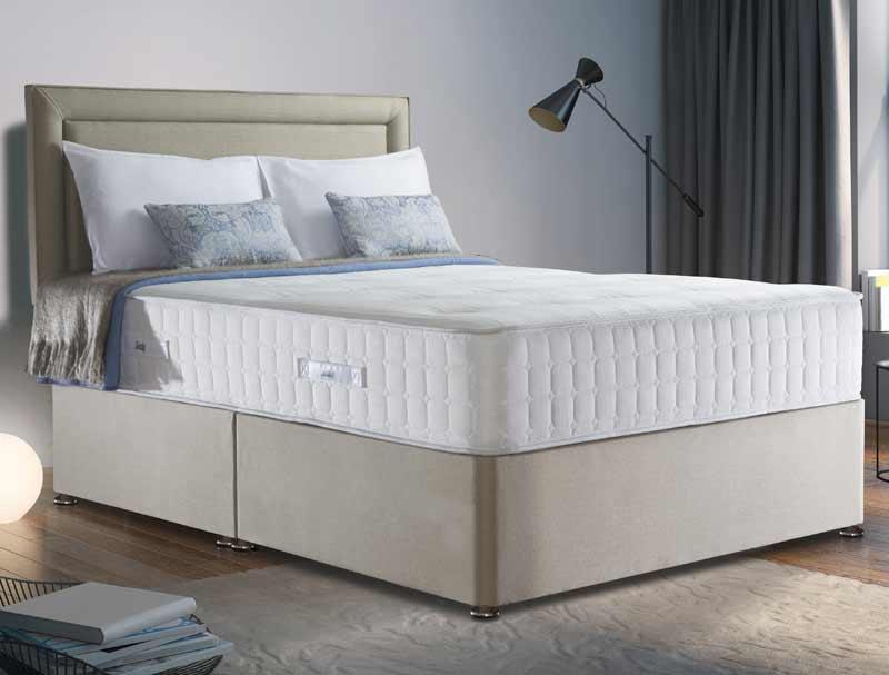 Sealy Antonio 1300 Pocket Geltex Divan Bed Buy Online At Bestpricebeds