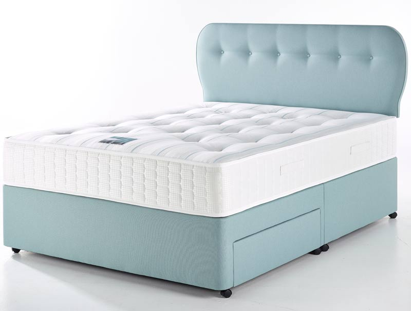 Myers my orthohealth divan bed at for Myers divan beds