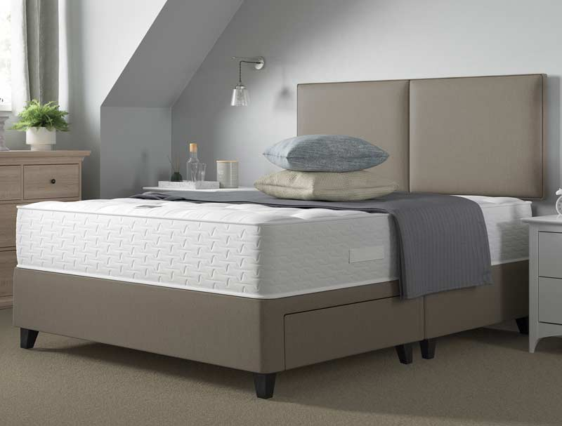 Myers myerpaedic ortho pocket 800 divan bed buy online for Myers divan beds