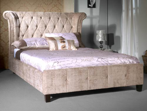 Limelight Epsilon Fabric Bed Frame Buy Online At