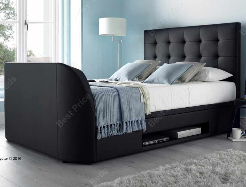 Kaydian Barndor Tv Ottoman Bed Frame Buy Online At