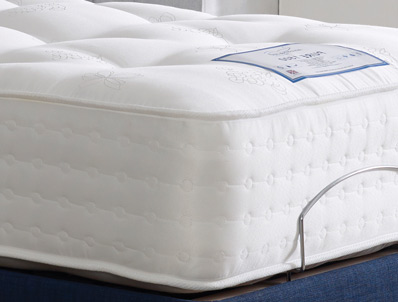 Adjust-A-Bed Pure 1500 Natural  Mattress Adjustable Only