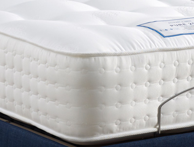 Adjust-A-Bed Superior Pure Natural 2000 Pocket Adjustable Mattress Only