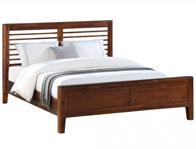 Annaghmore Dunmore Acacia  Bed Frame