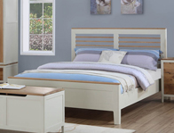 Annaghmore Dunmore Painted Bed Frame