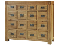 Balmoral 4x4 Drawer chest