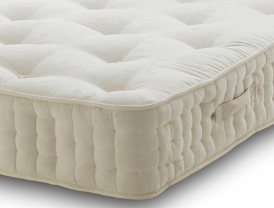 Bedmaster Ambassador 1500 Natural pocket Mattress