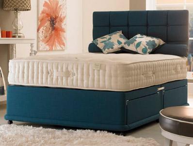 Bedmaster Ambassador Natural  Pocket Spring Divan Bed