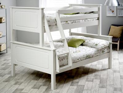 Bedmaster Ashley Triple Sleeper Bunk Bed Frame