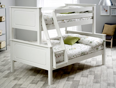 Bedmaster Ashton Triple Sleeper Bunk Bed Frame Buy Online At Bestpricebeds