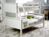 Bedmaster Ashton Triple Sleeper Bunk Bed Frame