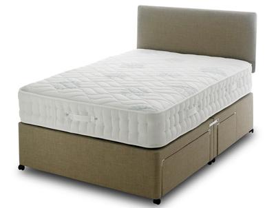 Bedmaster Brooklyn 1400 Pocket & Memory Divan Bed