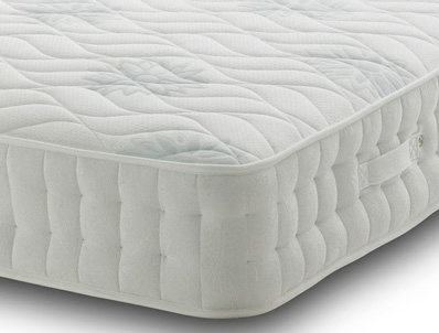 Bedmaster Brooklyn Memory pocket 1400 Quilted Mattress