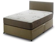 Bedmaster Memory Stressfree 1000 Pocket Divan Bed