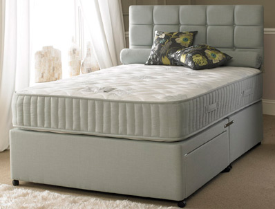 Bedmaster Sensation 1200 Pocket & Memory Bed