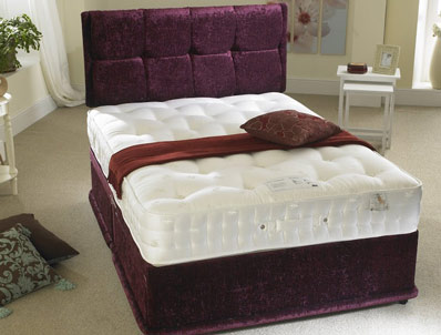 Bedmaster Signature Platinum 1000 Pocket Divan Bed