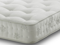 Bedmaster Signature Silver 1400 Pocket Mattress