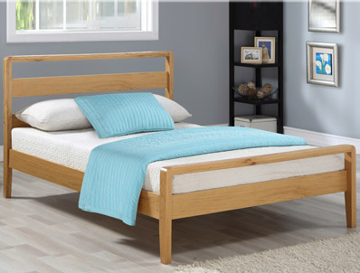 Bestpricebeds Classic Wooden Bed Frame