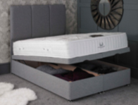Bestpricebeds End Open Ottoman Base & Mattress option