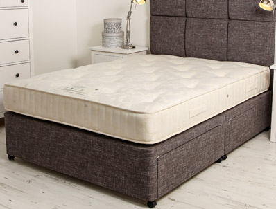 Bestpricebeds Fabric Divan Base Only