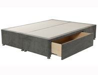 BestPriceBeds Jumbo Drawer Divan Base