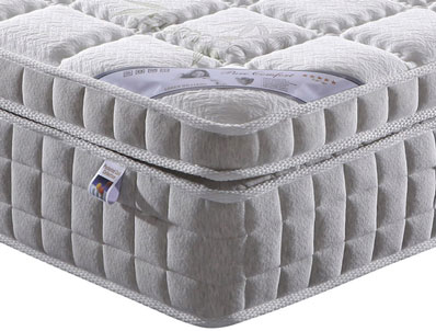 Bestpricebeds LW Pure 1500 Pocket Mattress