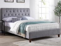Bestpricebeds Marita Fabric Bed Frame