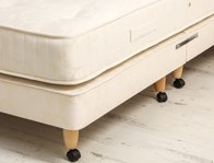 Bestpricebeds Platform Top Base On Legs