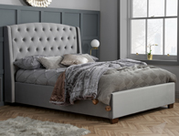 Birlea Balmoral Winged Button Bed Frame
