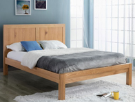 Birlea Belle Solid Oak Bed Frame