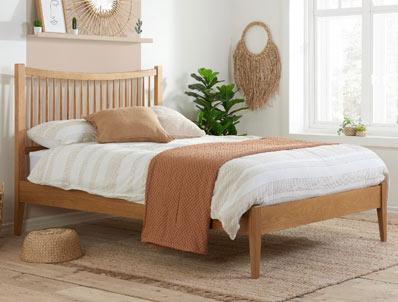 Birlea Berwick Oak Bed Frame