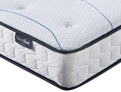Birlea Sleepsoul Air Coil Spring & Foam Mattress